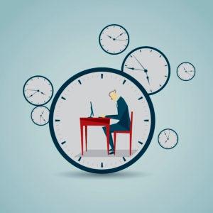 Overload of work