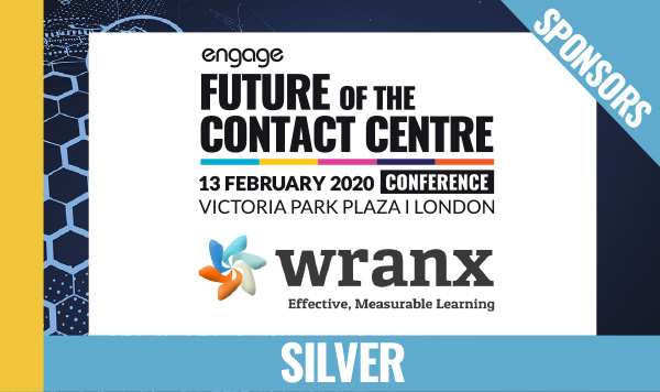 Wranx is sponsoring the Future of the Contact Centre Conference!